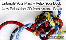 untangle your mind - relax your body CD or download